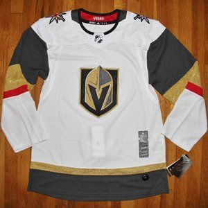 Adidas Vegas Golden Knights Authentic Jersey 46